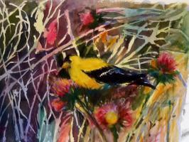 artwork by Teresa McWilliams Farina (TMF)